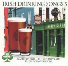 various, irish drinking songs 3