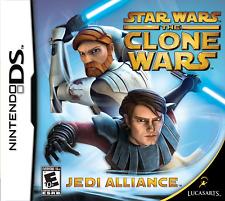 Star Wars: The Clone Wars -- Jedi Alliance (Nintendo DS, 2008)