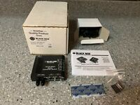 Black Box  Fast Ethernet Media Converter External Rack-mountable LBH100A-ST