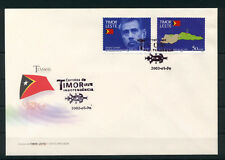 Timor - FDC MiNr. 375 / 76 **