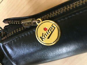"""Knirps Photo Umbrella with soft leather Carrying Case 36"""" diameter"""