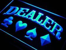 s220-b Dealer Poker Casino Neon Light Sign