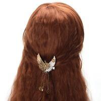 Girls' Steampunk Hairclip Gear Wing Hair Clip Goth Punk Vintage Lolita Headwear