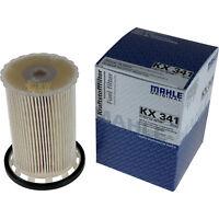 Original MAHLE / KNECHT KX 341 Kraftstofffilter Fuel Filter