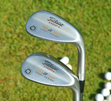 Titleist Vokey Spin Milled 2- Wedge Set Dynamic Gold Steel 56/10 60/08 RH Used
