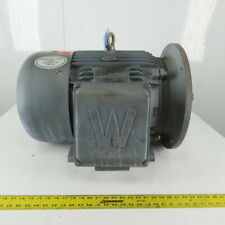World Wide Wwe40 18 324t 40hp Electric Motor 230460v 3ph 324t