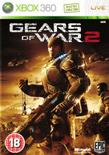 Gears of War 2 XBox 360 *in Good Condition*