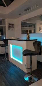 Cocktail Style Home Bar