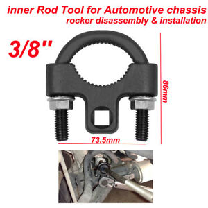 3/8''Car inner Rod Tool For Automotive chassis rocker disassembly & installation