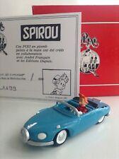 Pixi Spirou dans sa turbotraction voiture Ref 4696 Franquin ETAT NEUF