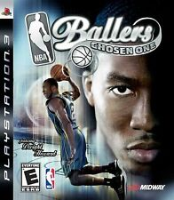 NBA Ballers Chosen One PS3