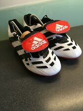ADIDAS PREDATOR ACCELERATOR FOOTBALL BOOTS UK 8 mania pro rare vapor king cr7
