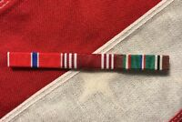 WW2 European Campaign US Army Good Conduct Bronze Star Ribbon Lot Mounted