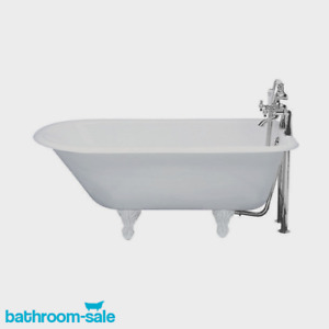 Winchester Bath with Traditional Resin Feet - Genuine | RRP: £629