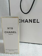 💖 CHANEL NO.19 BODY LOTION 200ml - BRAND NEW SEALED + GIFT BAG