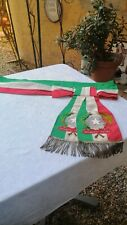 More details for italian mayors sash order of office