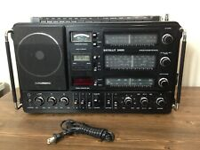 GRUNDIG Satellit 3400  Professional Multi Band Receiver(black), Excellent.
