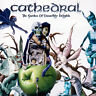 CATHEDRAL - The Garden Of Unearthly Delights 2 LP GREEN VINYL LTD 150 Sealed