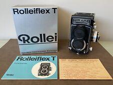 Rolleiflex T in New Condition
