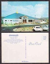 Old Postcard - Redlands, California - Griswald's Restaurant
