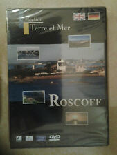 14394 // COLLECTION TERRE ET MER DECOUVREZ ROSCOFF DVD NEUF