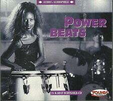 Power Beats various 24 carati Zounds ORO CD NUOVO OVP SEALED Audio 's au. vol, 11