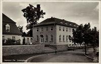 KAMENZ Kamjenc LK Bautzen Lessing Haus AK um 1940 alte Postkarte aus Sachsen