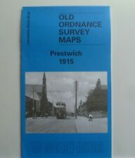 Old Ordnance Survey Maps Wellingborough Rushden Finedon area 1897 Godfrey Edit