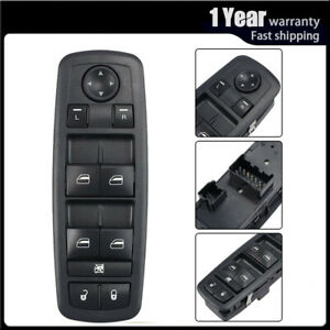 Master Power Window Control Switch Panel for Chrysler Town Dodge Caravan 2008-09