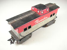 Marx NYC PACEMAKER Caboose #20117, Dusty, Complete  VG+