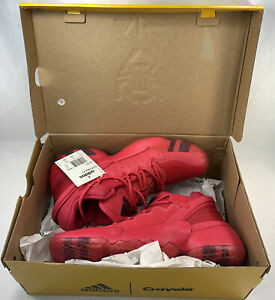 """Don Issue 2 Crayola """"Power Pink""""  Size 7 Adidas Basketball ShoeIn Box w Tags"""