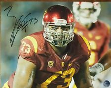 Zach Banner Hand Signed 8x10 Autographed Photo w Coa Usc Trojans