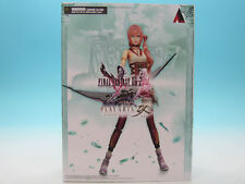 Play Arts Kai Serah Farron Final Fantasy XIII-2 Action Figure Square Enix