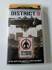 District 9 [UMD for PSP] Complete Tested