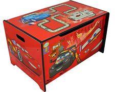 Disney Cars Spielzeugkiste Truhe Spielzeugbox Aufbewahrungskiste McQueen 84715CR