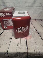 Dr Pepper 6 Can Mini Fridge New in packaging.
