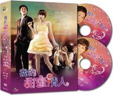My sweet Seoul (我的甜蜜情人  Korea 2008) DRAMA 4-DVD KOREAN/MANDARIN