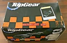 TOP GEAR Water Jet Car & Foot Pump Only 2005 TG-1017