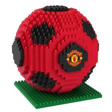 MANCHESTER UNITED BRXLZ 3D SOCCER BALL CONSTRUCTION KIT OFFICIAL 687 PIECES
