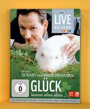 Eckart von Hirschhausen - Glück kommt selten allein*2 DVDs(2009) wie NEU*SOFORT*