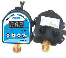 Digital Pressure Control Switch Eletronic Pressure Controller for Water Pump