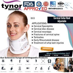 Tynor™ Cervical Collar Hard For Neck Pain, Spondylitis, Torticollis, Fractures