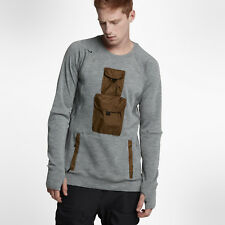 Nike Lab Aae 1.0 Men's Long Sleeve Crew Shirt Aa0276 $250