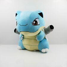 7''Kids Stuffed Plush Turtle Pokemon Blastoise Child Animal Figure Toy Doll Gift