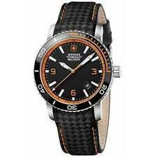 Wenger Roadster Men's Black Watch - 01.1841.201C.FL