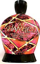 Designer Skin So Shameless 400Xx Hot Tingle Bronzer Tanning Lotion 13.5oz