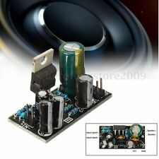 DC 12V 18W 1 CH Subwoofer V3 TDA2030A Stereo Digital Audio Power Amplifier Board