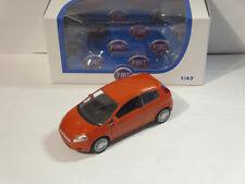 Norev Jet-car 1:43 Fiat Nuova Punto orange Brand new