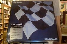 The Cars Panorama Expanded Edition 2xLP sealed 180 gm etched vinyl
