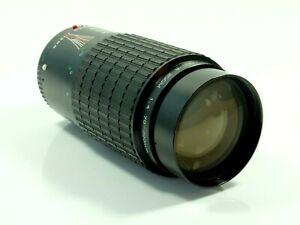 Pentax Takumar - A 70-200mm f4 Zoom Macro Camera Lens K PK Mount. 5876766